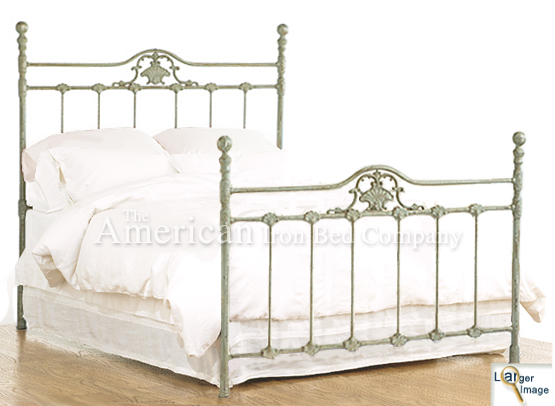 Antique Iron Beds American Bed Company Authentic Cast Frames